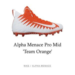 "Alpha Menance Pro Mid ""Team Orange"""
